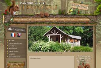 Camping Riou la Selle
