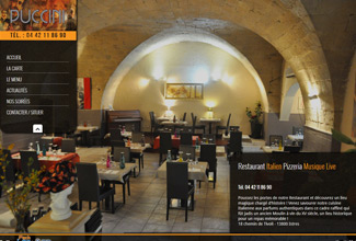 Restaurant le Puccini