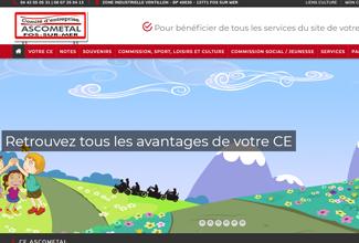 CE Ascometal Fos-sur-mer