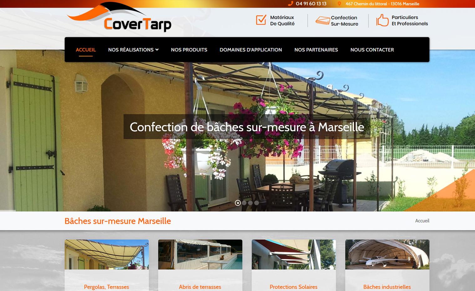 Covertarp
