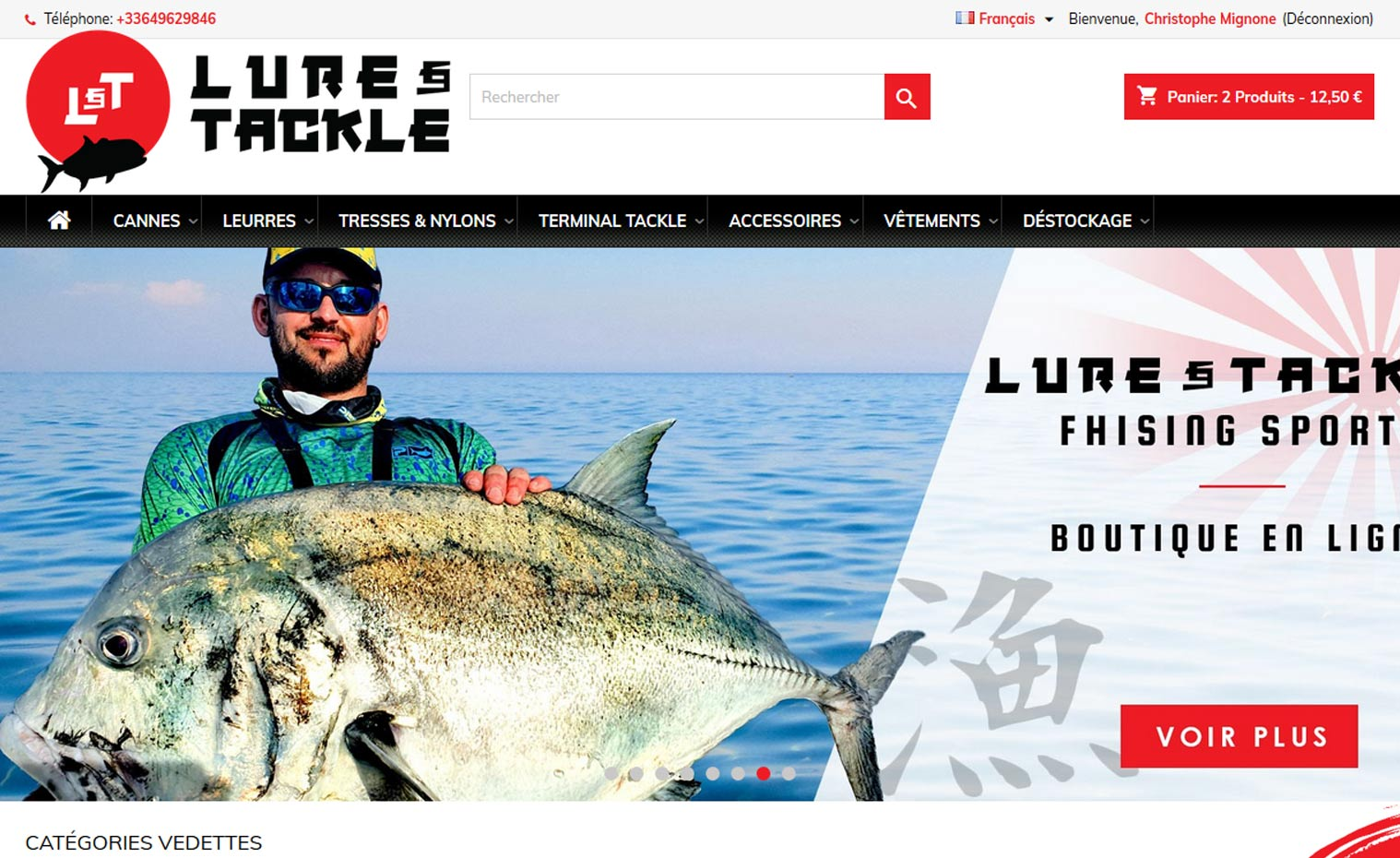 Lure & Tackle Shop